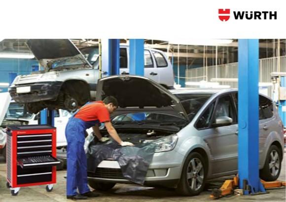 Partner brochure Automotive