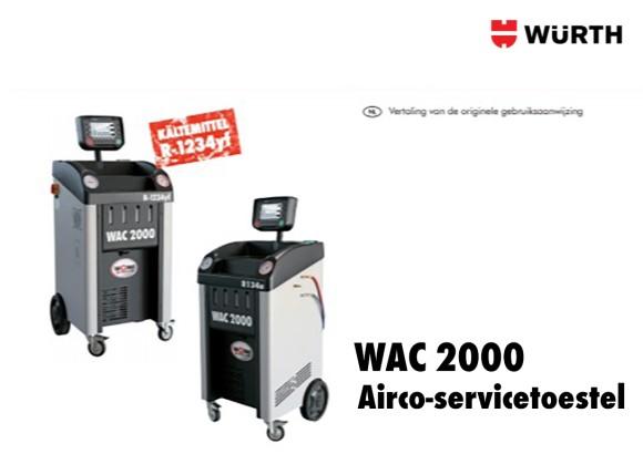 WOW handleiding WAC 2000