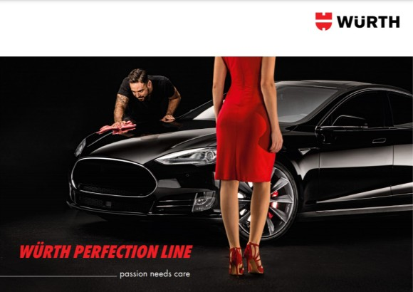 Würth Perfection Line Onderhoud