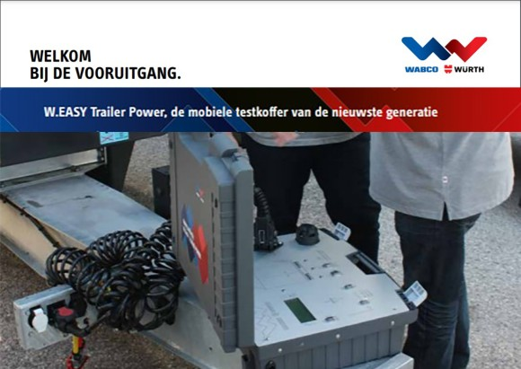 Wabco Würth W.EASY Trailer Power