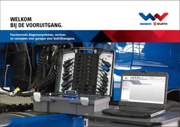 Wabco Würth brochure
