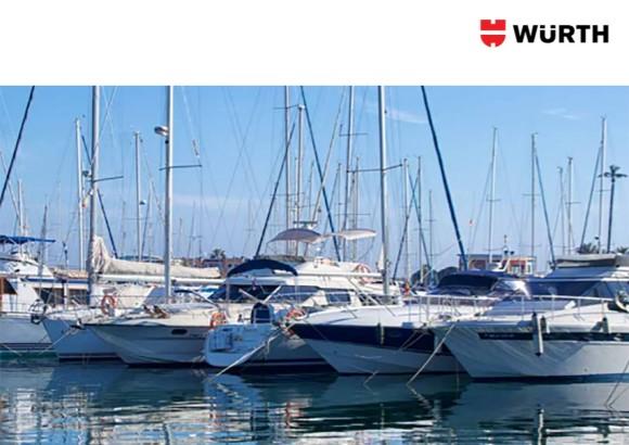 Brochure Producten voor boot- en jachtreparatie